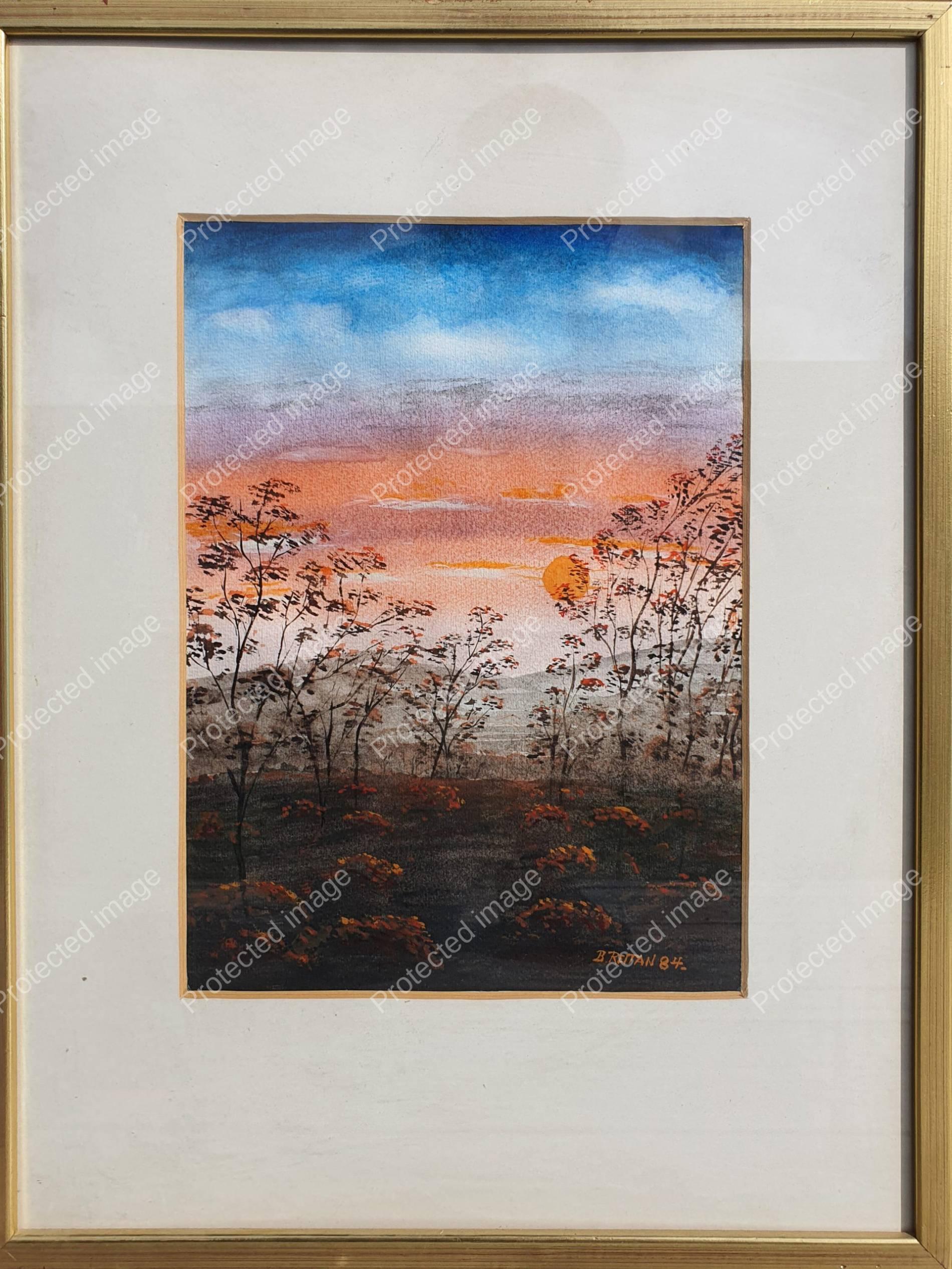 Autum *Sunset | Bjørn Reitan