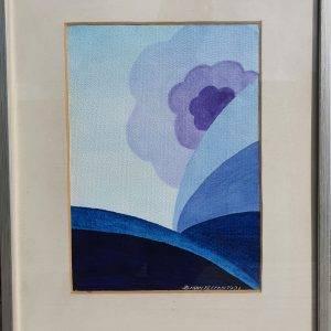 Blue Horizont | Bjørn Reitan