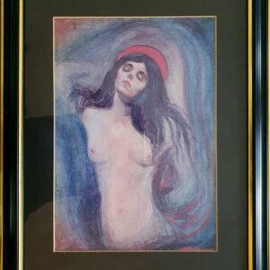 Madonna av Munch