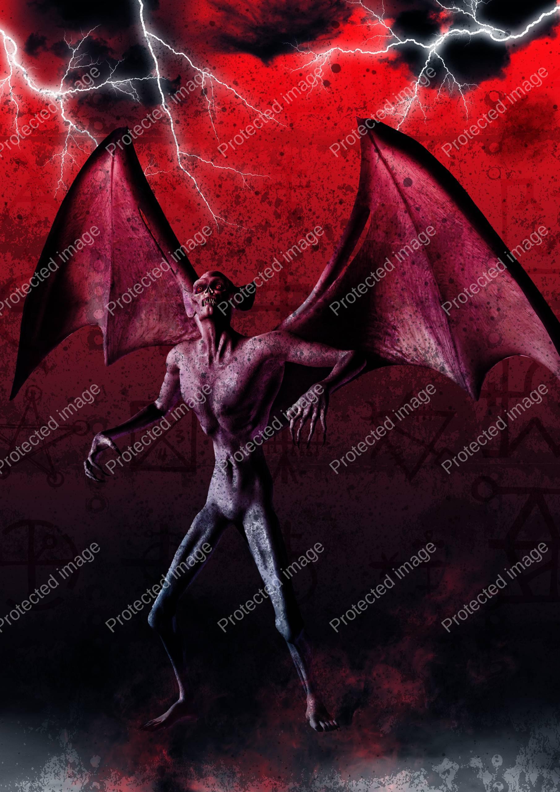Demon   Thomas Strandebø